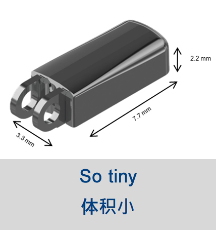 stainless steel hinge for spectacles