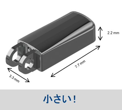 stainless steel hinge for spectacles j