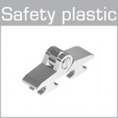 33-04307 / 33-04306  with stop function at 80° Safety plastic