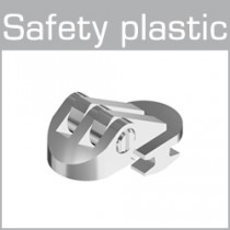 42-04303 / 33-04303 with stop function at 80° Safety plastic