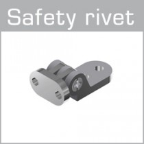 51-05000 / 51-05024 Safety rivet