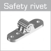 51-05000 / 51-05000 Safety rivet