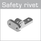 51-05009 / 51-05007 Safety rivet