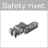 51-05009 / 33-04553 Safety rivet