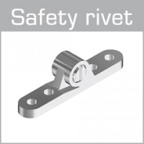 51-05009 / 51-05009 Safety rivet