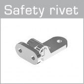 51-05010 / 51-05008 Safety rivet