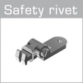 51-05010 / 33-04552 Safety rivet