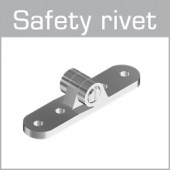 51-05010 / 51-05010 Safety rivet
