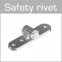 51-05010 / 51-05010 Safety rivet