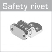 51-05011 / 51-05019 Safety rivet