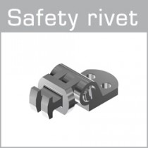 51-05011 / 33-04554 Safety rivet