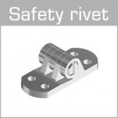 51-05011 / 51-05011 Safety rivet