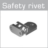 51-09030 / 51-05019 Safety rivet