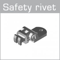 51-09030 / 33-04554 Saefty rivet
