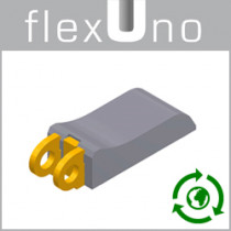 60-24164 flexUno titanium for laser welding