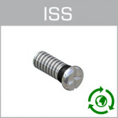 99-016XX Injection Safety Screws for rim locks